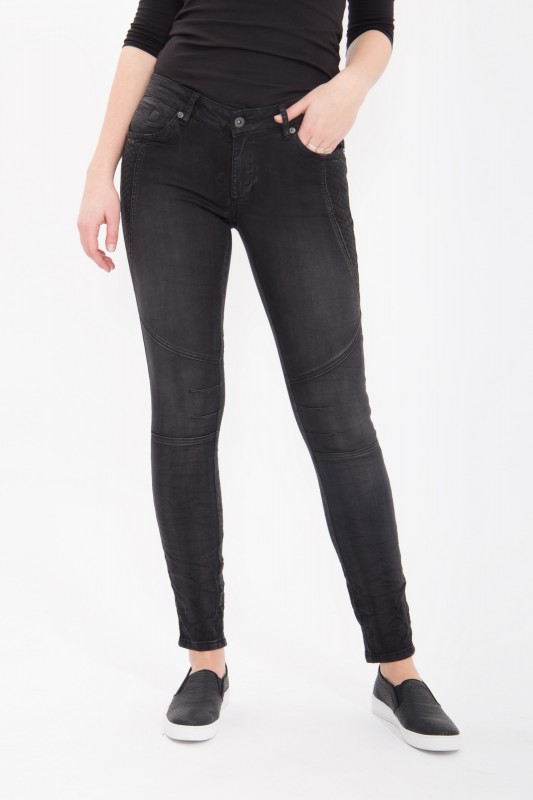 BLUE MONKEY Skinny Jeans Lesley 1640 Lesley 1640