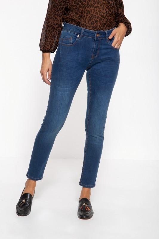 Basic Jeans »Leoni«