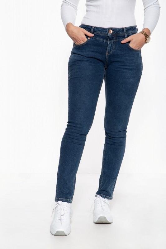 5-Pocket Jeans aus hochwertiger Baumwolle »Zoe«