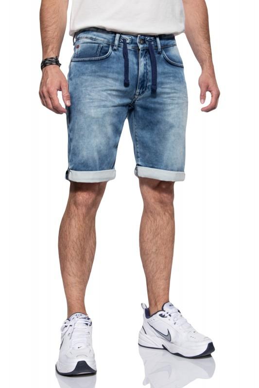 Jogg Shorts im Denim-Look »«
