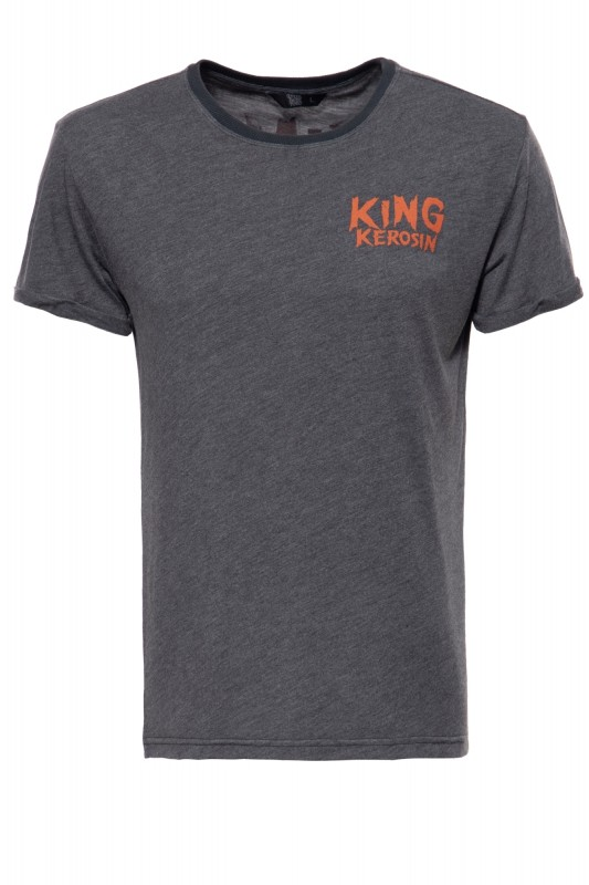 T-Shirt »King of Fucking«