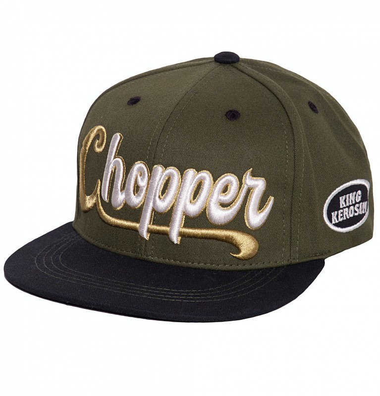 Snapback Cap »Chopper 3D«