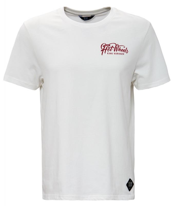KING KEROSIN T-Shirt mit Back Print Hot Wheels