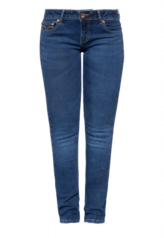 5-Pocket Jeans aus robustem Denim »Stella«