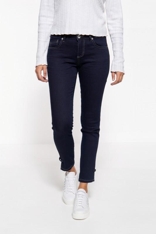 Basic 5-Pocket-Jeans »Leoni«