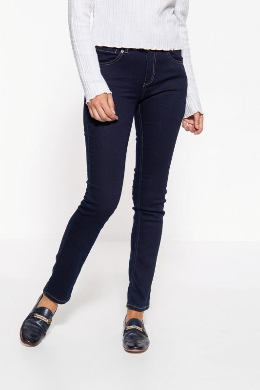 Basic 5-Pocket-Jeans »Chloe«