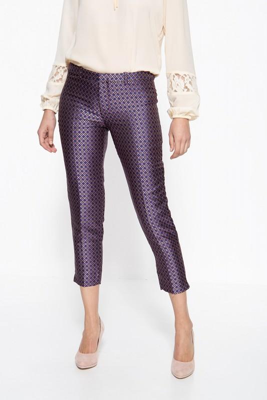 MEXX Damenhose mit grafischem Muster