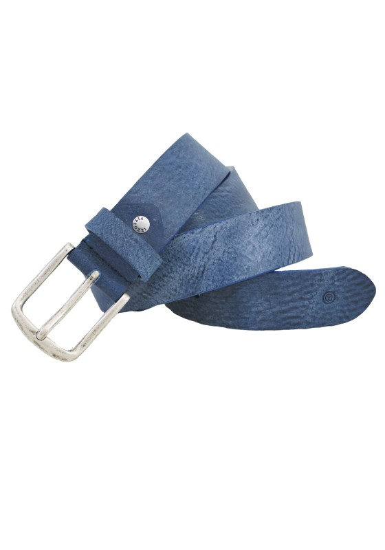 Vittozzi Gürtel - blau