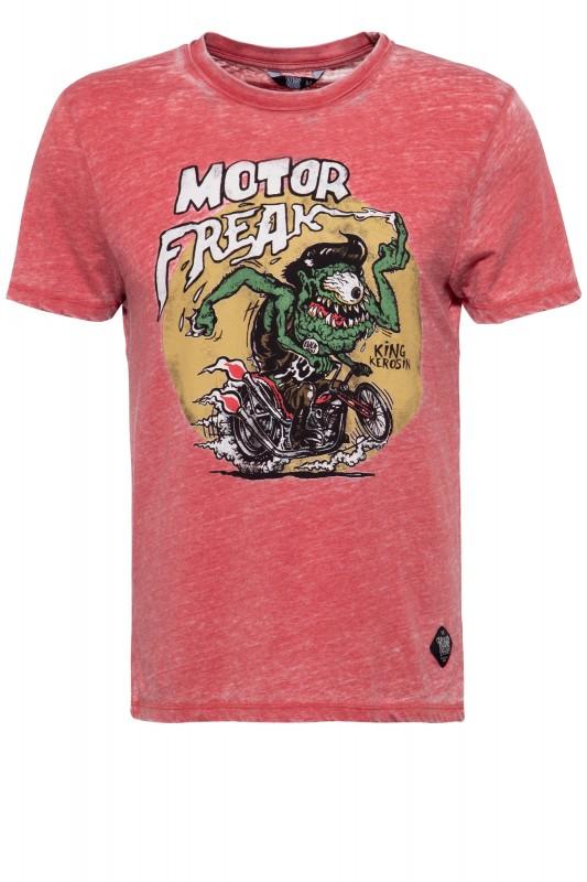 T-Shirt »Motor Freak« - Bild