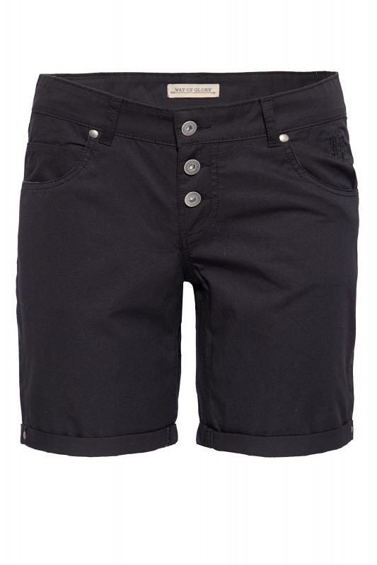 Basic Bermuda-Shorts