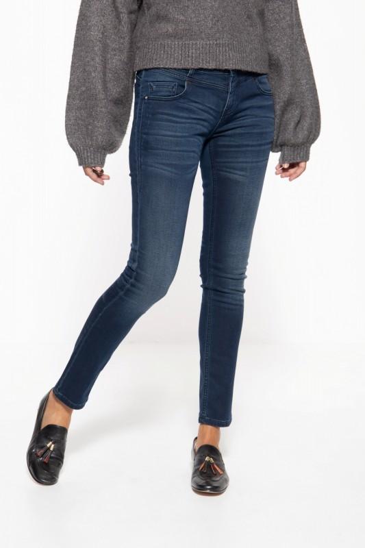 Slim Fit Jogpants im 5-Pocket Design »Zoe Jog«