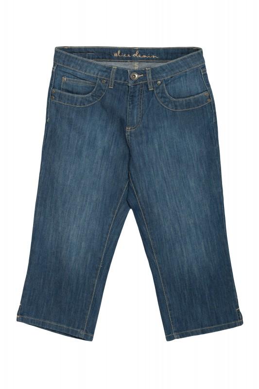 Oklahoma 5-Pocket-Style Damen Bermuda