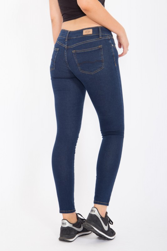 WAY OF GLORY 5-Pocket-Jeans »Jessie«, skinny fit & narrow leg, leichte Waschung Jessie