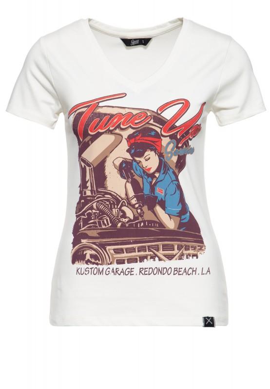 Kurzarm Shirt »Tune Up«