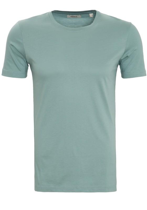 Mexx Basic T-Shirt mit Rundhals