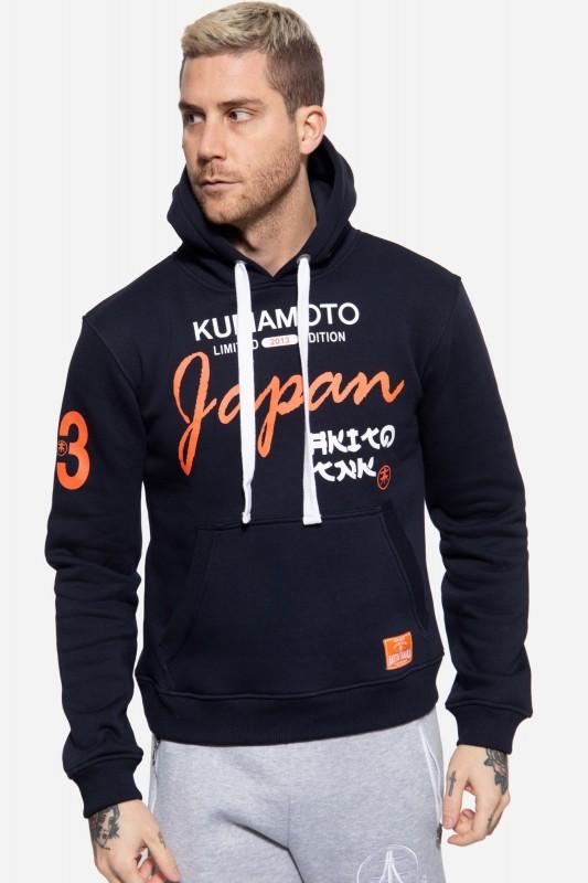Kapuzen Sweater »Japan 13«