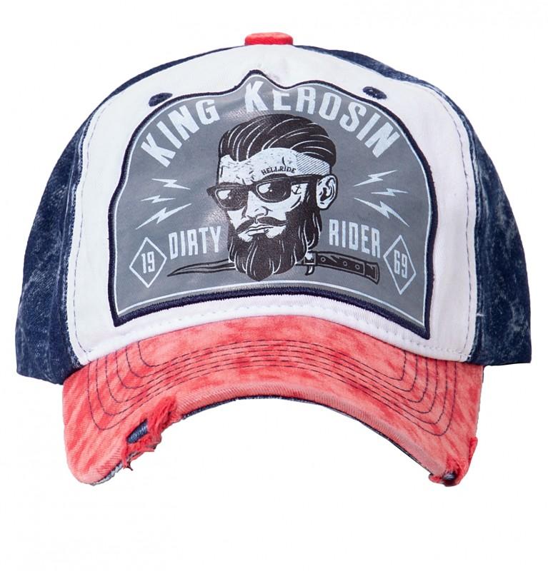 KING KEROSIN Basecap Dirty Rider