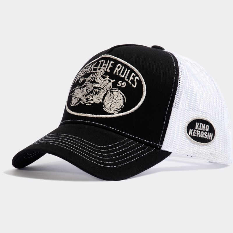 Trucker Cap »Break the Rules«