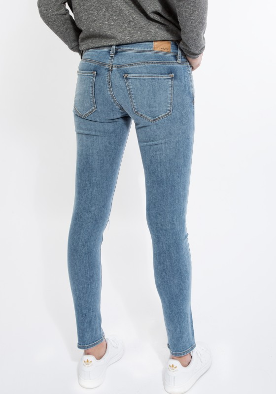 MEXX Skinny Busted Knee Jeans
