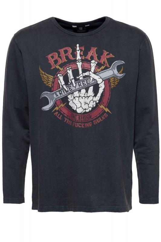 Leichter Sweater »Break«