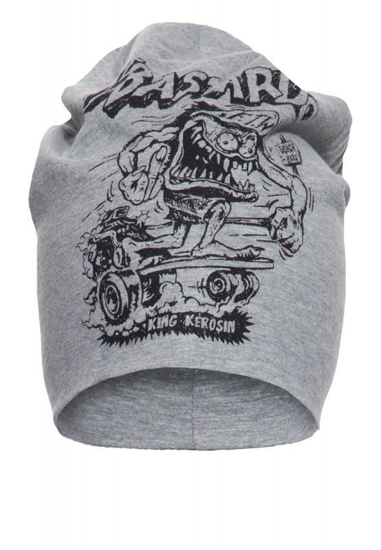 Stoffmütze mit coolem Monster-Print »El Bastardo«