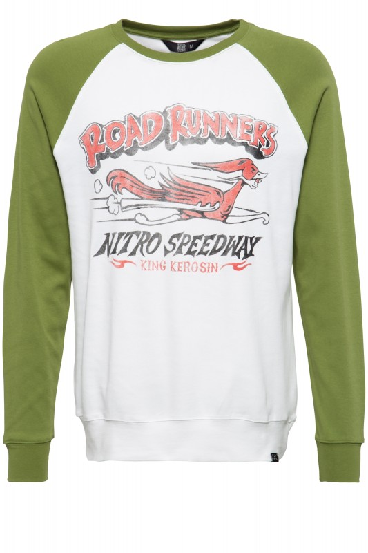 Sweater »Road Runners«
