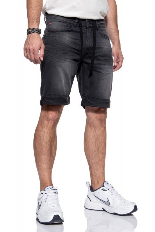 Jogg Shorts im Denim-Look »«