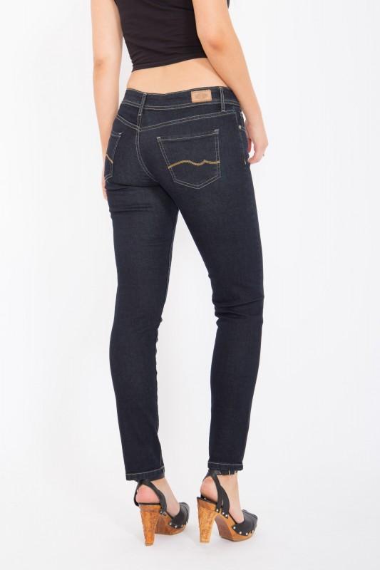 WAY OF GLORY Jeans - slim fit & narrow leg - rinse wash Katy