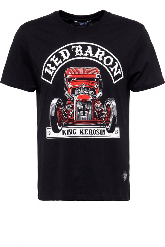 T-Shirt »Red Baron« - Bild