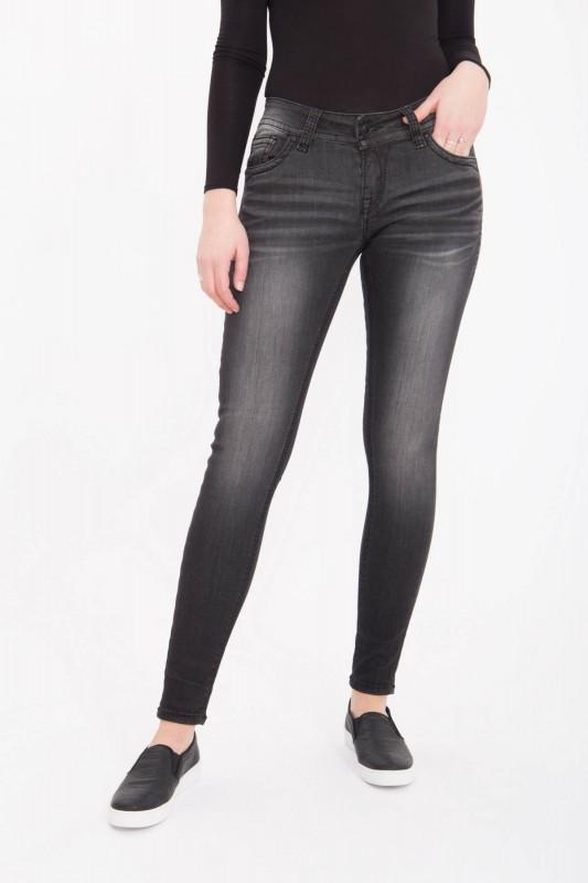BLUE MONKEY Skinny Jeans Luna 3859 Luna 3859