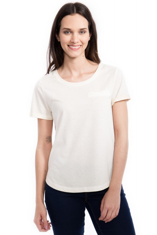 WAY OF GLORY Basic T-Shirt Round neck im used Look