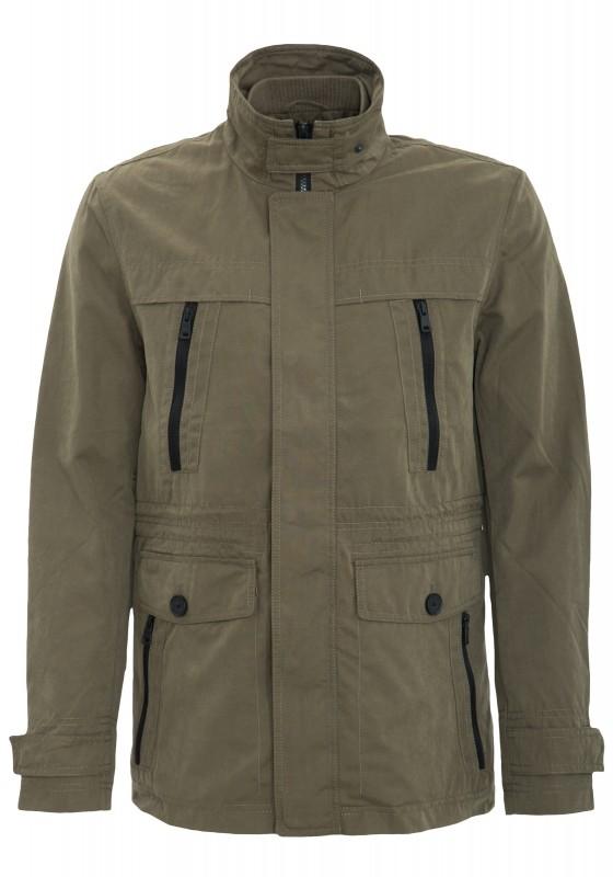 MEXX Modische Fieldjacket mit Zip-Taschen