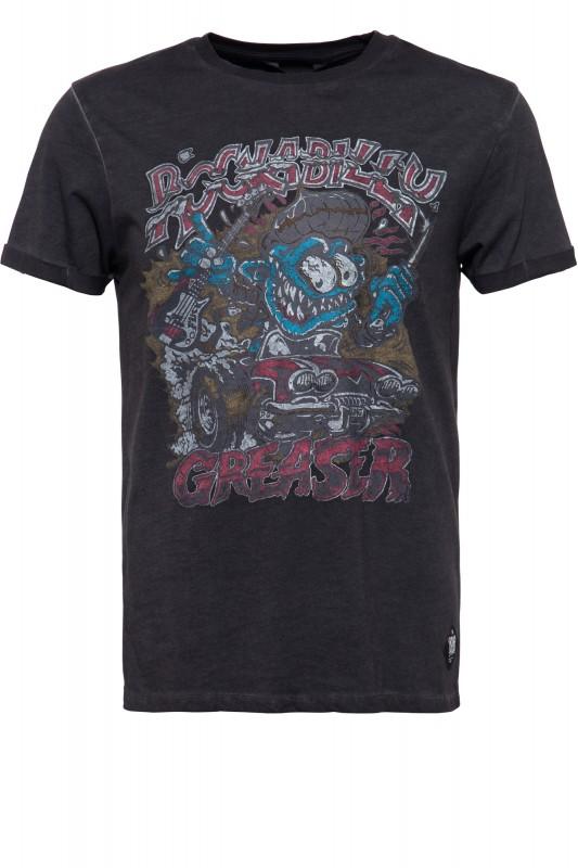 T-Shirt »Rockabilly Greaser« - Bild